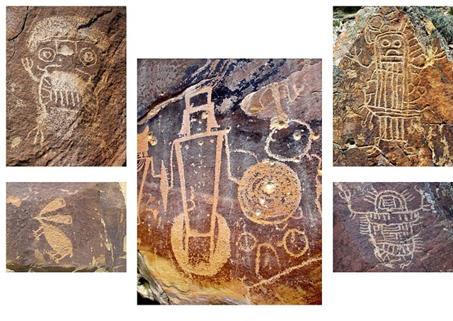 Rock Art: Ancient Spirit Guides of the American West with Dorothy Graden
