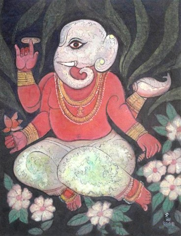 VINAYAK (THE ELEPHANT GOD)
