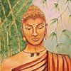 Bamboo Budha