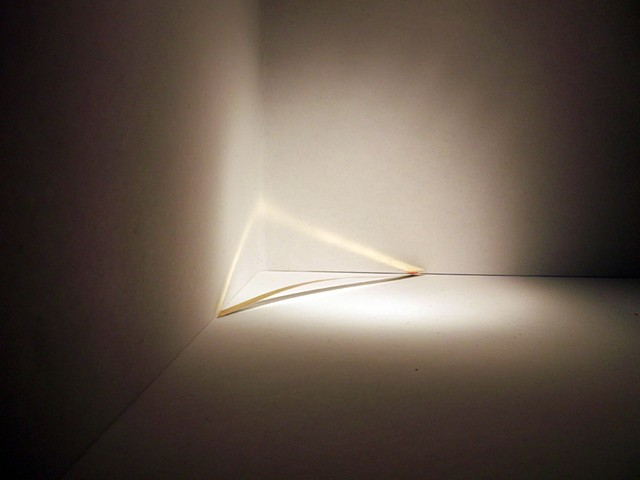 3.Corner Drawing with Artificial Light