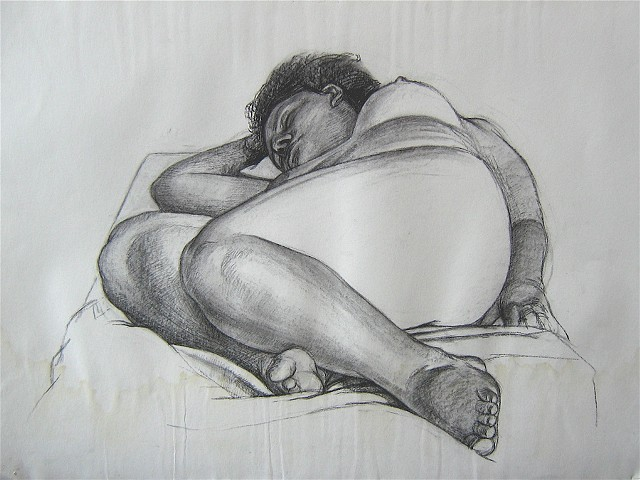 figure study - drawing