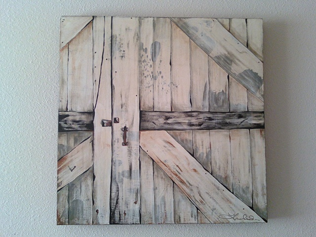 Weathered  SOLD