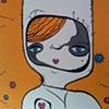 Orange blush SOLD