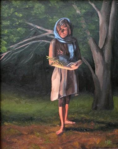 Margaret Mary as Mugwort