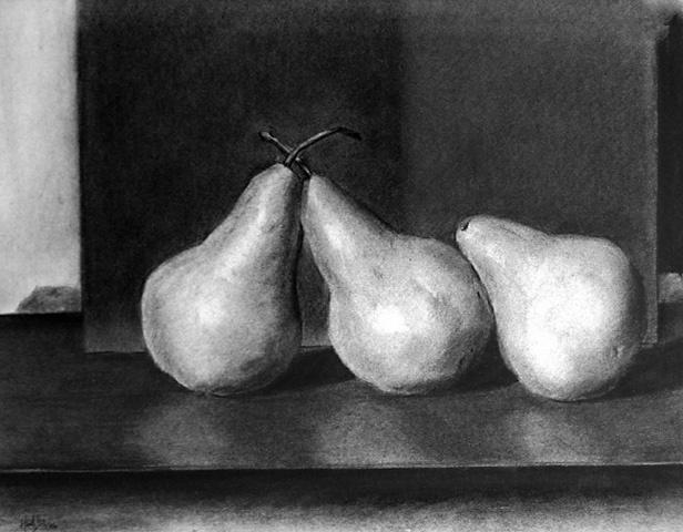 Pear Series #1