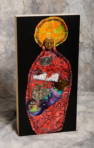 Black Woman Artist