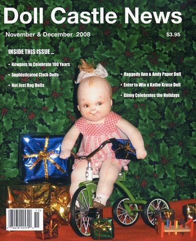 Doll Castle News, November/December 2008