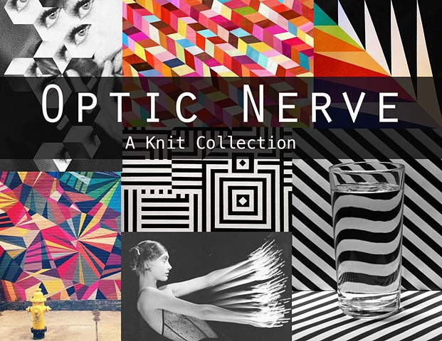 Optic Nerve Mood Board