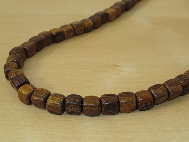 Siamese Cassia Tree Wood Necklace