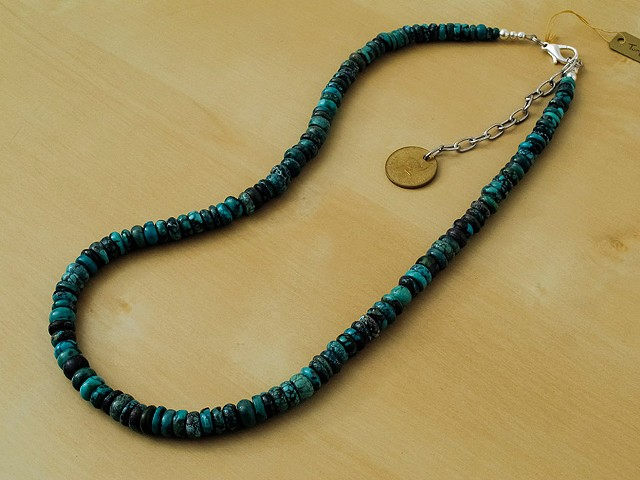 Long Strand of Turquoise