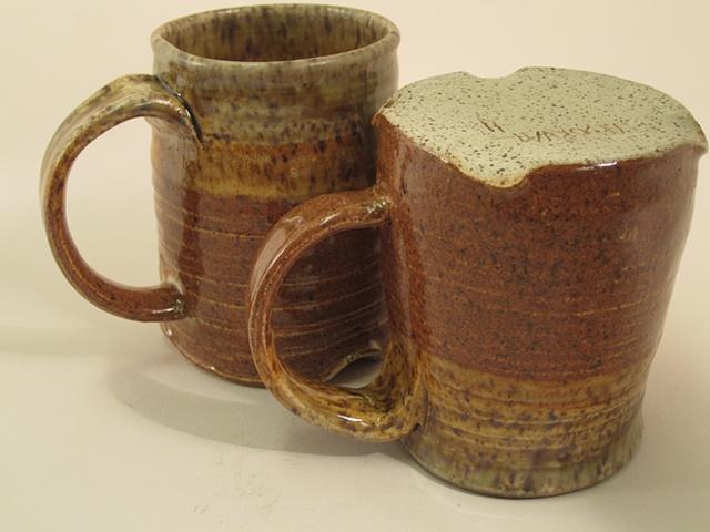 Thumbprint Mugs