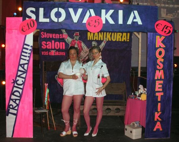 Stocks Salon  2006