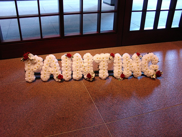 &quot;Painting is Dead&quot; 2008   by Susannah Hewlett