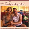 Lorraine and Alan's Straightening Salon  by Hewlett and Eaton A Duckie Gay Shame commission 2008
