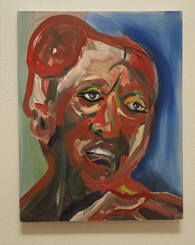 Portrait of Dandi