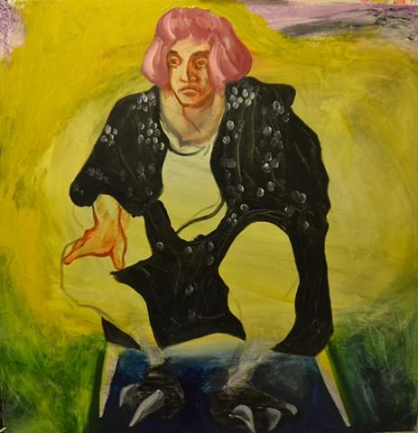 Self Portrait as Drag Monster
