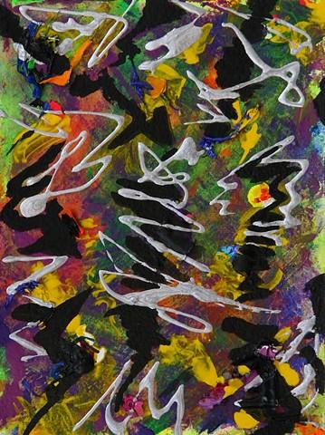 abstract art, modern art, contemporary art, acrylic art, painting, edgy art
