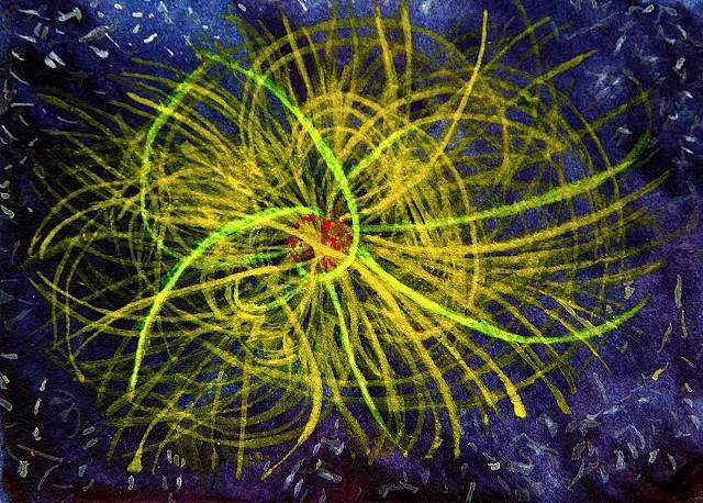 sci art, sci-art, science art, physics art, Higgs boson art, particle physics art, CERN art, particle accelerator art, large hadron collider art, LHC art, Atlas art, ALICE collider art