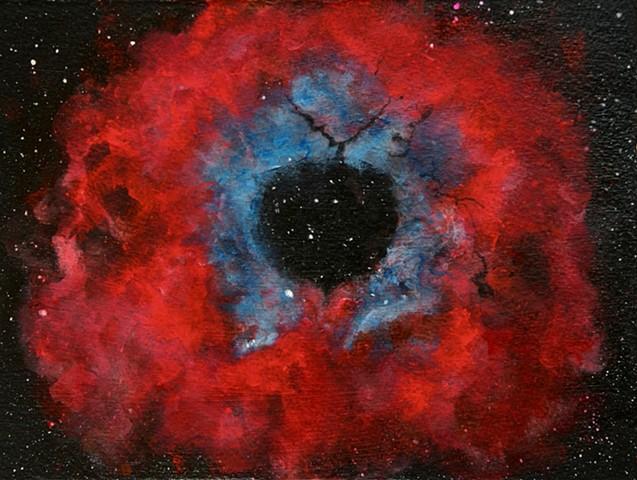 rosettenebula, nebula, nebulas, space, astronomy, universe, stars