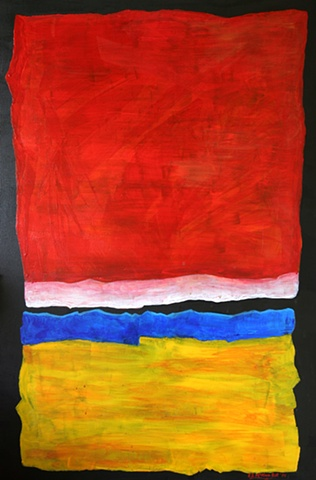 contemporary abstract art acrylic painting modern art