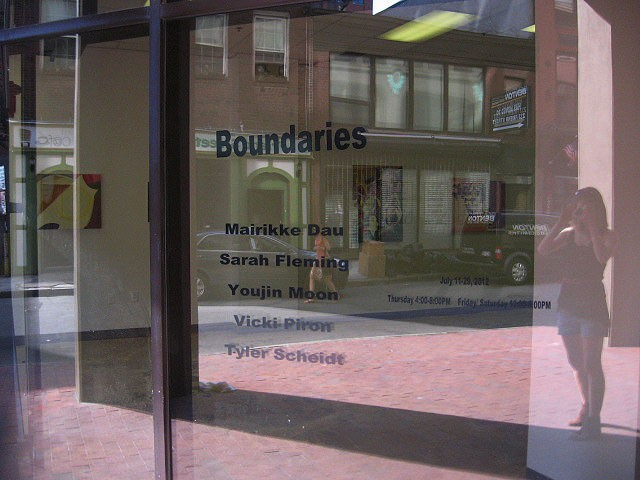Boundaries Exhibition