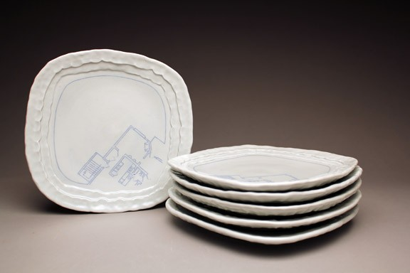 """""""Apartment Plates"""""""