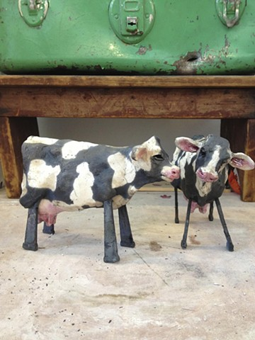 new small cows