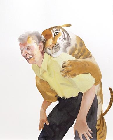 He's got my back