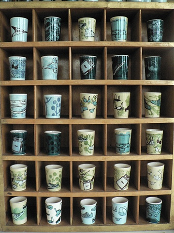 Shotglass Display