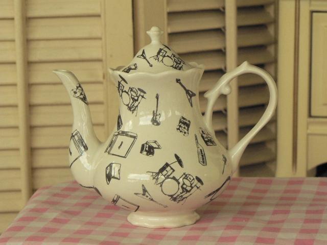 Teapot -  Recording Artist