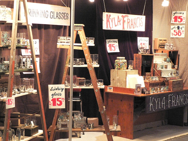 One of a Kind Show Booth