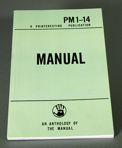 Printeresting, Manual, perfect bound book