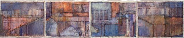 Frieze of Architecture (quadripartite)