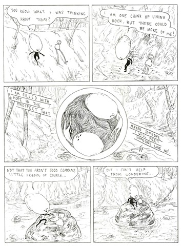 Adventures of Moon Pie, page six