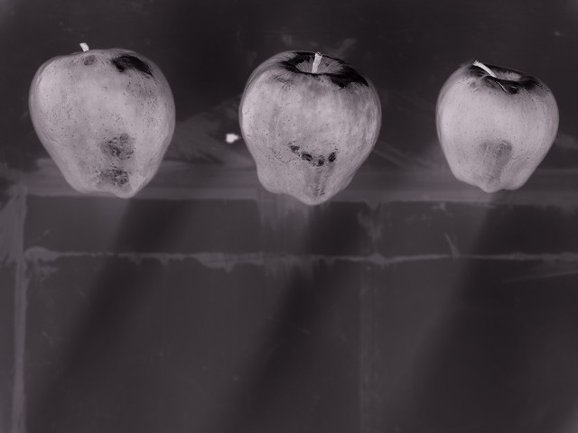 Three Apples #A194741