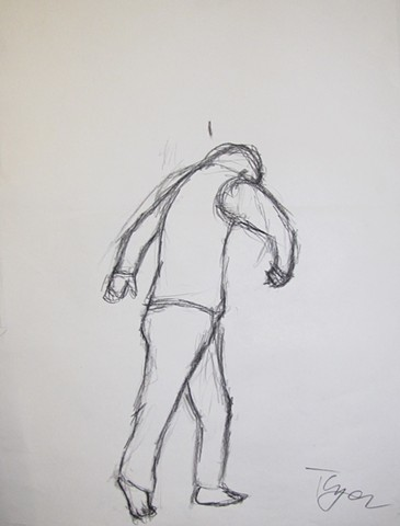 Boston Arts Academy  Figure Drawing