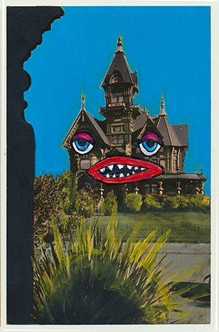 Haunted House 3, (California Gothic)
