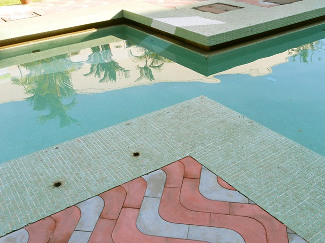 Digital photo of pool