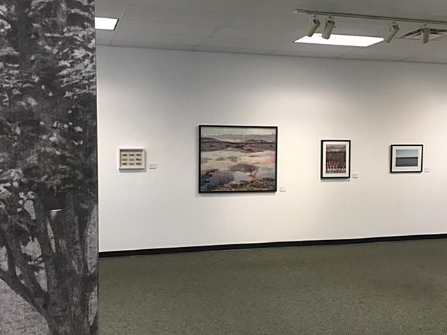 NOWHERE, installation view