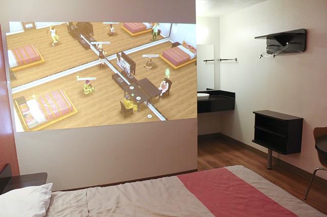Motel Portal: Simscapes