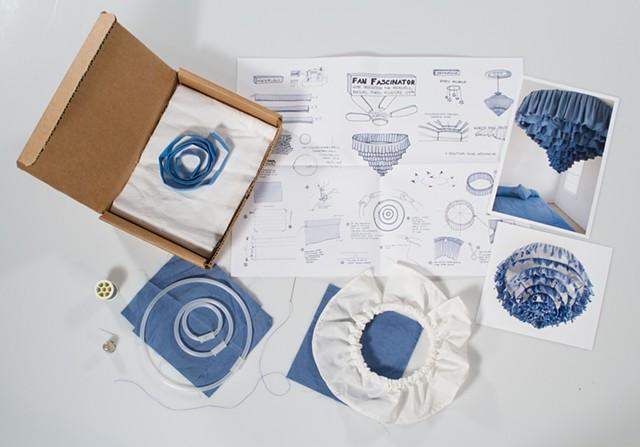 Fan Fascinator Kit