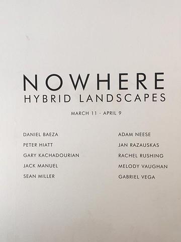NOWHERE: Hybrid Landscapes