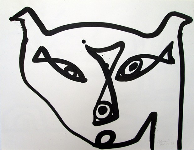 Fish Doghead
