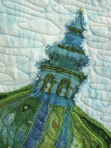 art quilt eastern europe