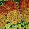 Three Round Bales Detail 3
