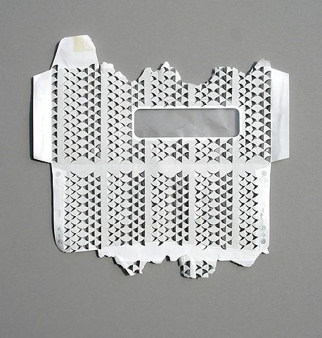 Envelope piece #13