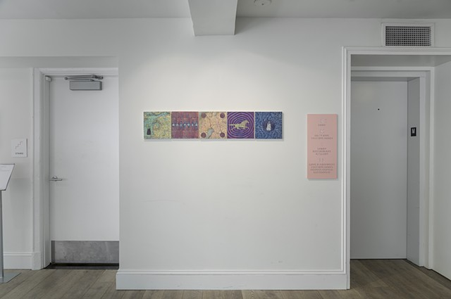 The Magic Show at QUIRK Mezzanine Gallery - Installation Shot # 2