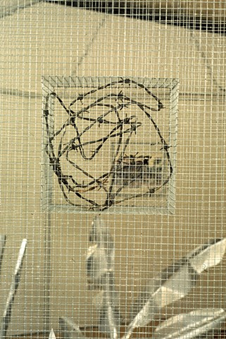 Marina Gutierrez - Room For Recollection - BarbedWire Box