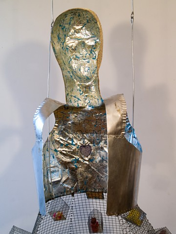 Marina Gutierrez - The Disillusionment Gown - wearable art