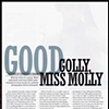 Good Golly Miss Molly - Article by The South Magazine